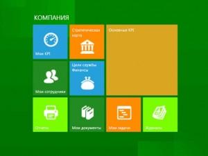 Dashboard для KPI Suite